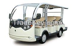 Advanced EV 8 passenger electric shuttle bus