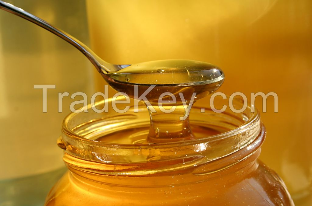 100% Pure Natural Bee Honey And Bee Products