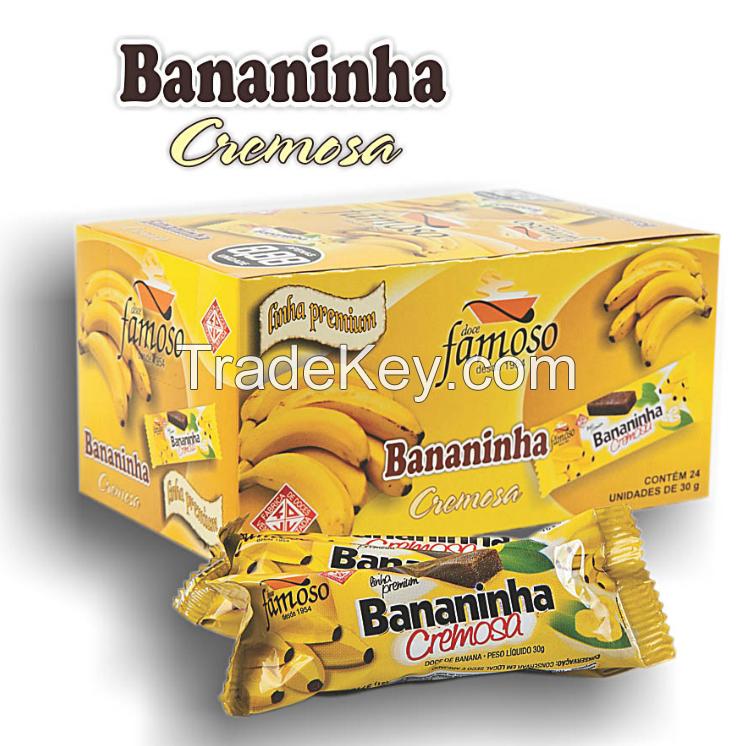 Natural Candy - Fruit Banana