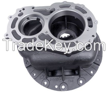 Subtract axle main reducer housing