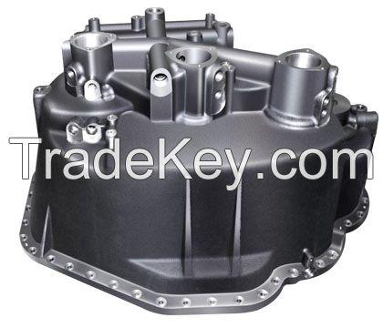 Transmission box housing- iron casting truck parts