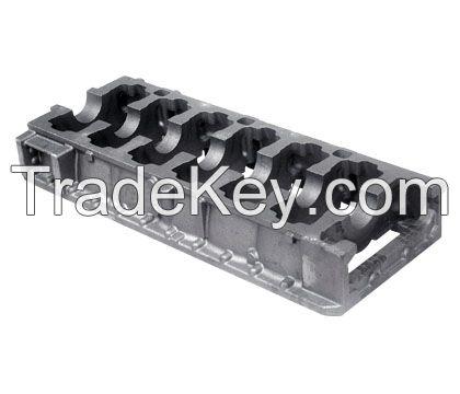 Engine cylinder head-iron casting parts