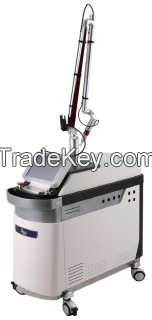 585nm / 650nm Q-switched Long Pulsed Nd:YAG Laser