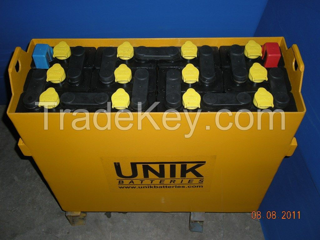 FORKLIFT TRACTION BATTERY