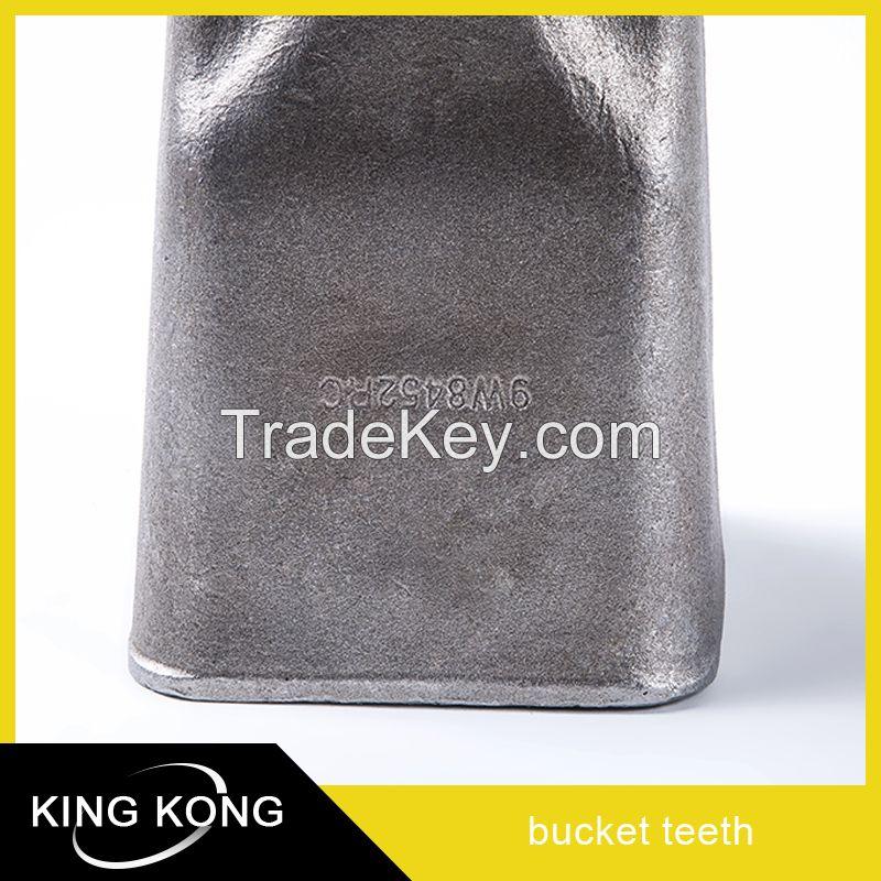 Excavator forged bucket teeth