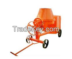 FULL BAG MIXER - DIESEL OPERATED WITHOUT HOPPER