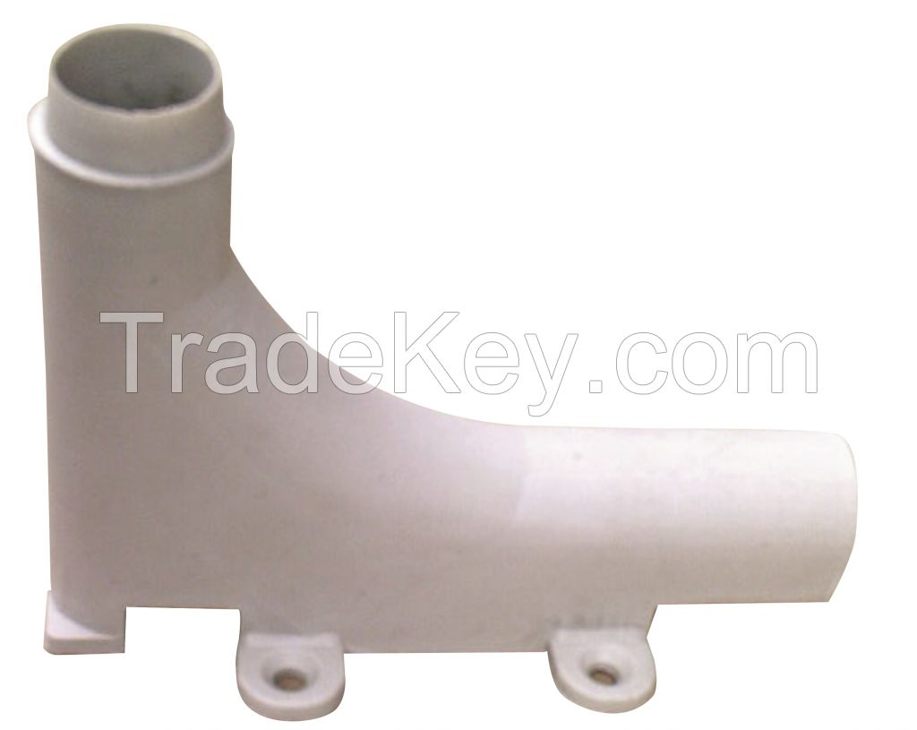 pipe bend support corner type