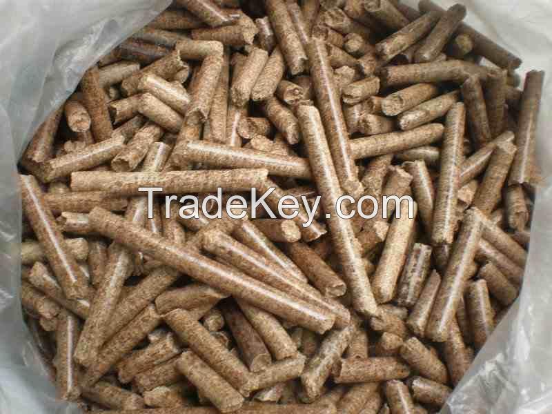 Wood Pellets , Rice Husk