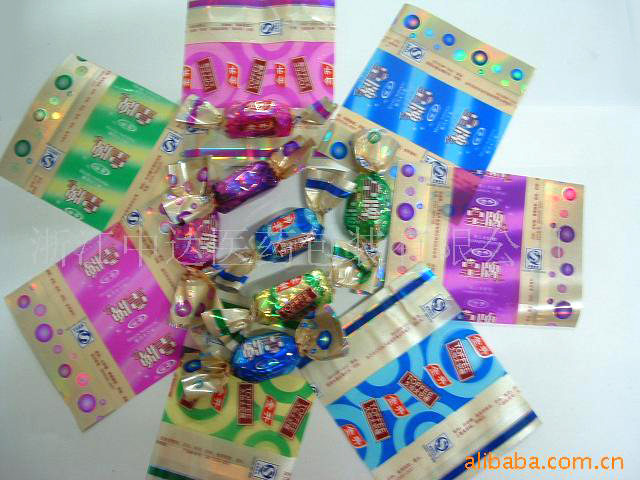 Candy Packaging PVC Film