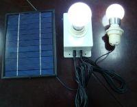 3W Solar LED Lighting Systems