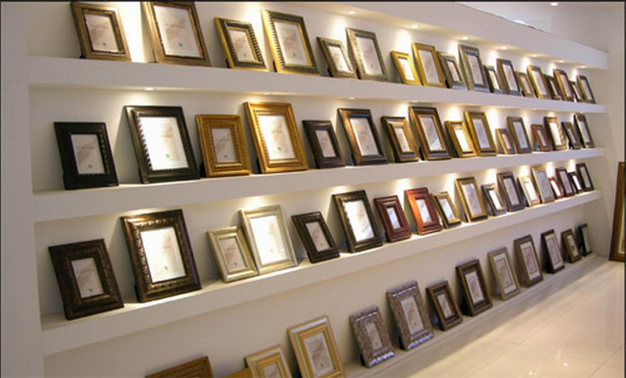 Framed Arts, Photo Frame, Mirror Frame,Molding