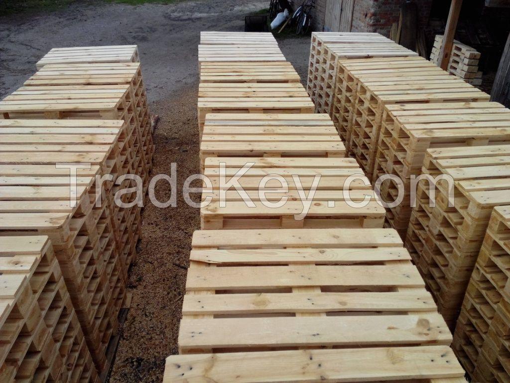 Pallets from Ukraine