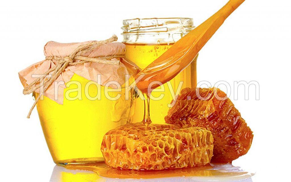 Organic Ukrainian Honey