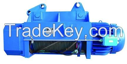 CDII and MDII type electric wire rope hoist