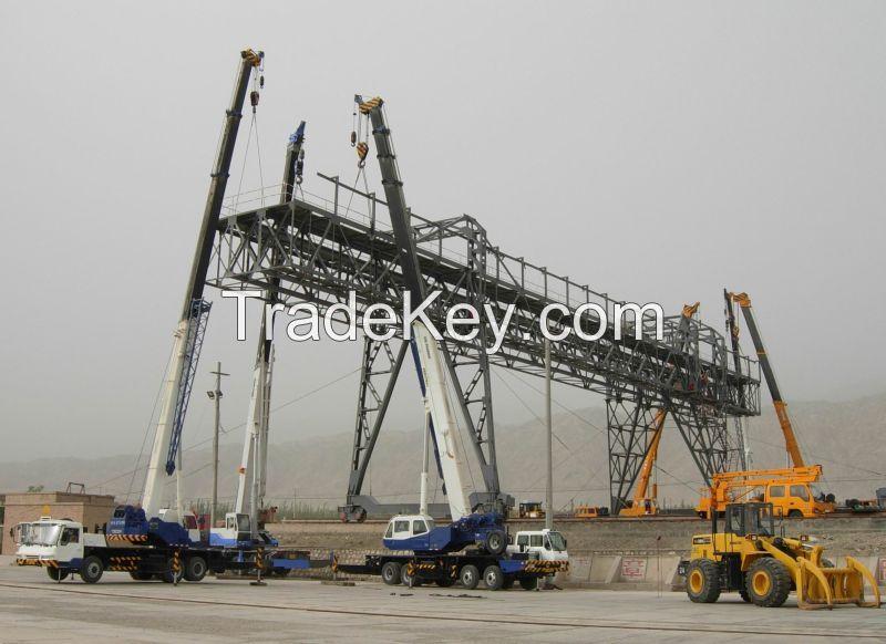 MEC double girder Shipbuilding gantry crane