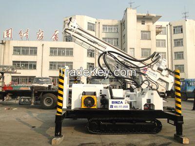 BZLD300 Crawler rock drilling rig