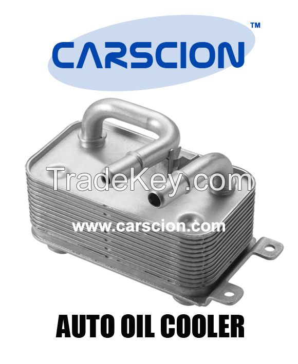 BMW Transmission Oil Cooler Heat Exchager For E60/E65/E66 OE17217507974