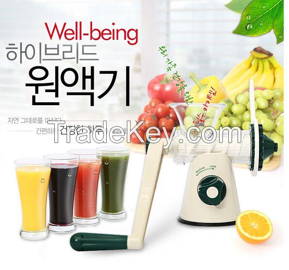 LEXEN GP27 Healthy Wheatgrass Juicer /Wheatgrass Manual Juicer/Wheatgrass Hand Juicer