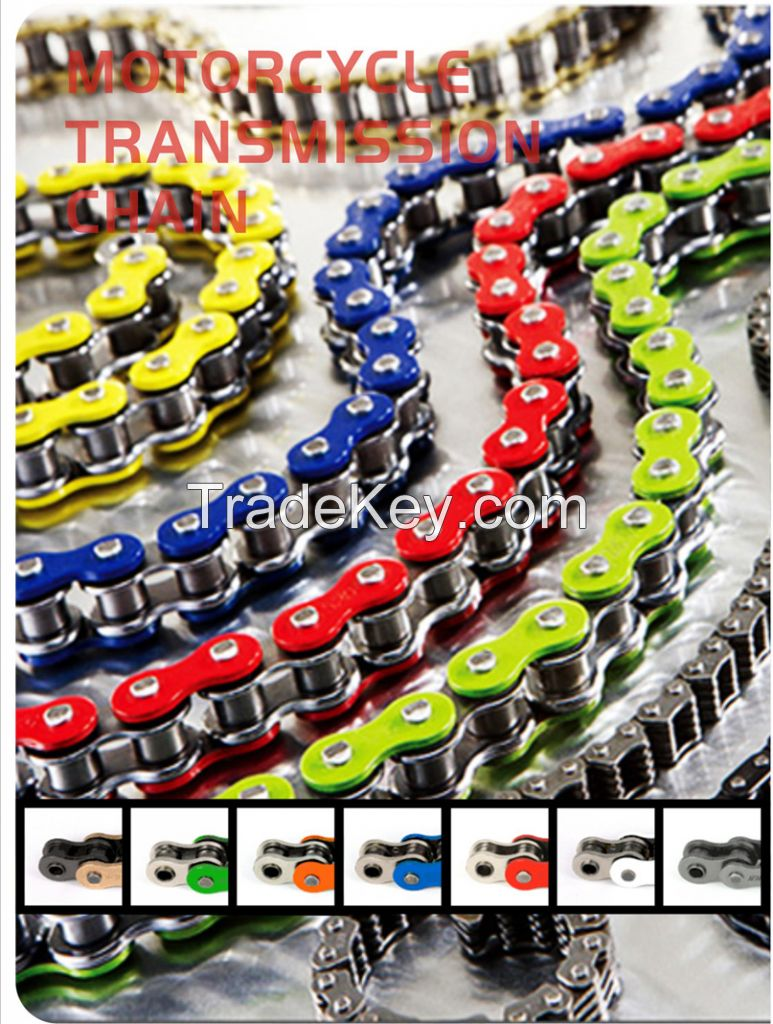 415/420/428/520/525/530/630 Motorcycle Chain