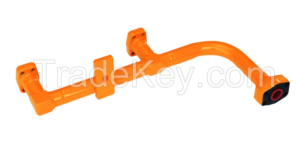 Boom Pipe, Return Pipe, MCV Pipe, Suction Pipe, Exhaust Pipe
