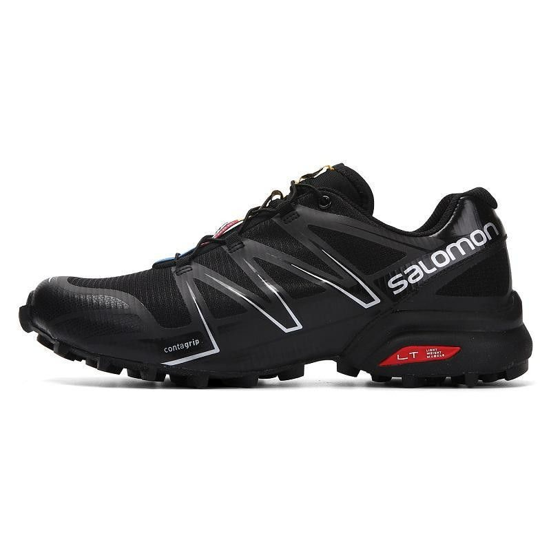 2018 Summer Salomon Speed Cross 3 Speedcross Pro outdoor Mens Running Shoes Light Sneaker for Outdoor Walking Jogging Men Shoes