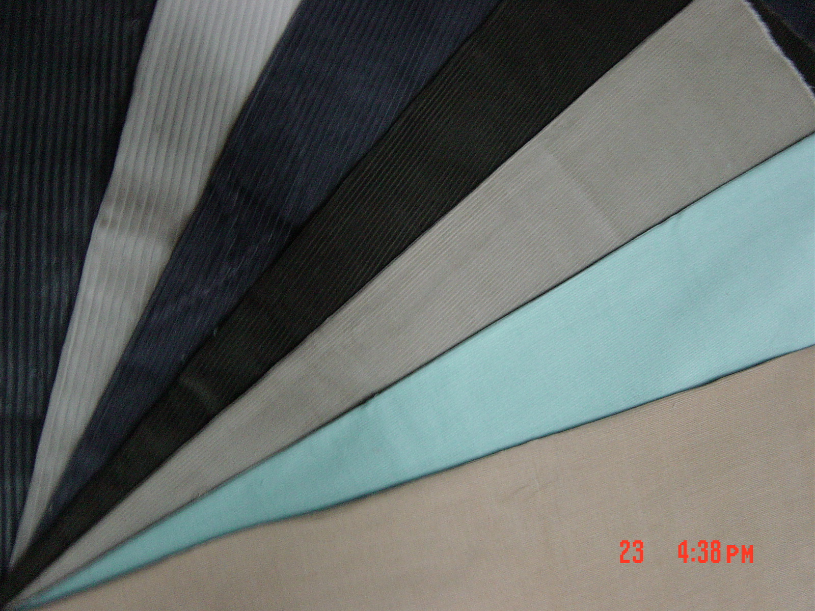 DIFFERENT KINDS OF FABRICS