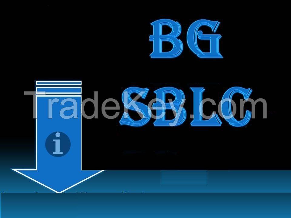 BG or sblc (Industrial Fuels Instrument)