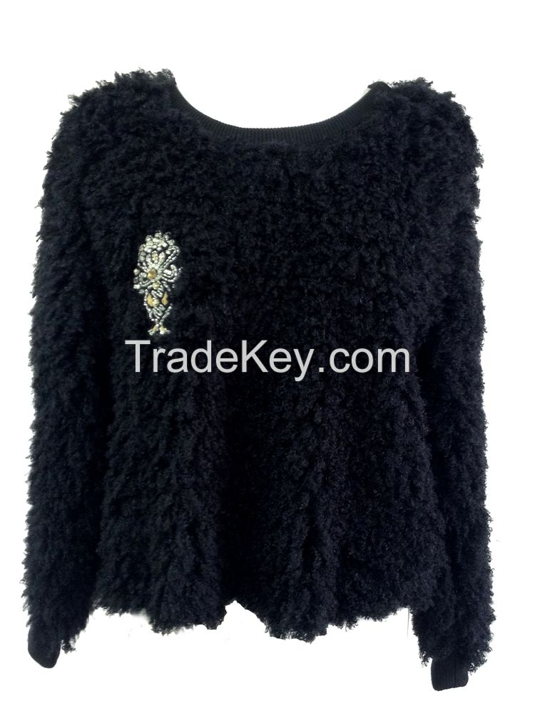 Plush Sweater