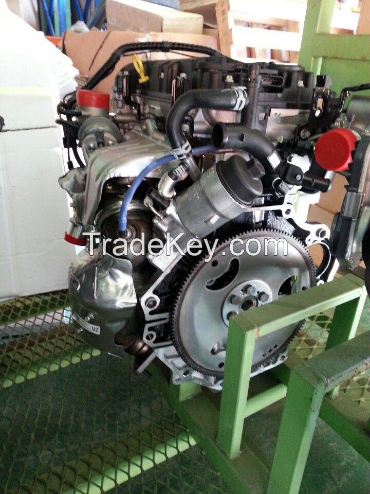 Engine and Transmission
