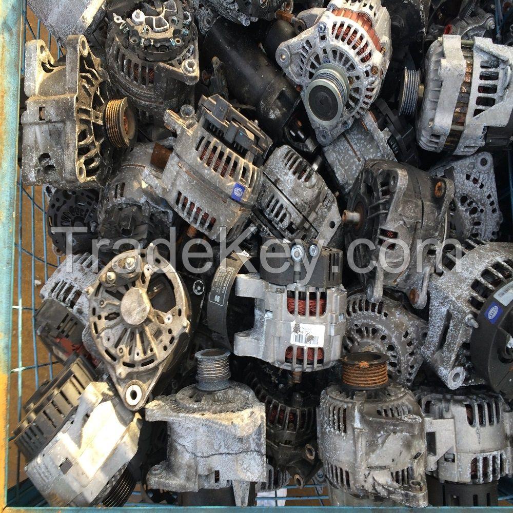 Used electric Motor Scrap/AC/Fridge Compressor Scrap