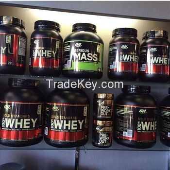 NUTRITION 100% GOLD STANDARD WHEY PROTEIN
