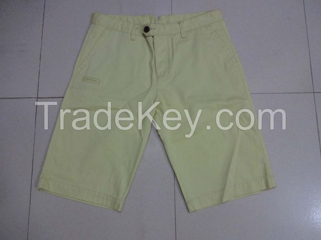 Mens 3-Querter Shorts Pant