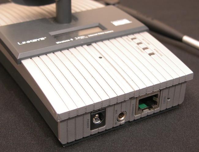 Linksys WVC54G Wireless-G IP CAM