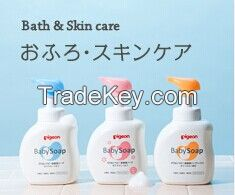 All kinds of Baby products Made in Japan-- Pigeon Brand!