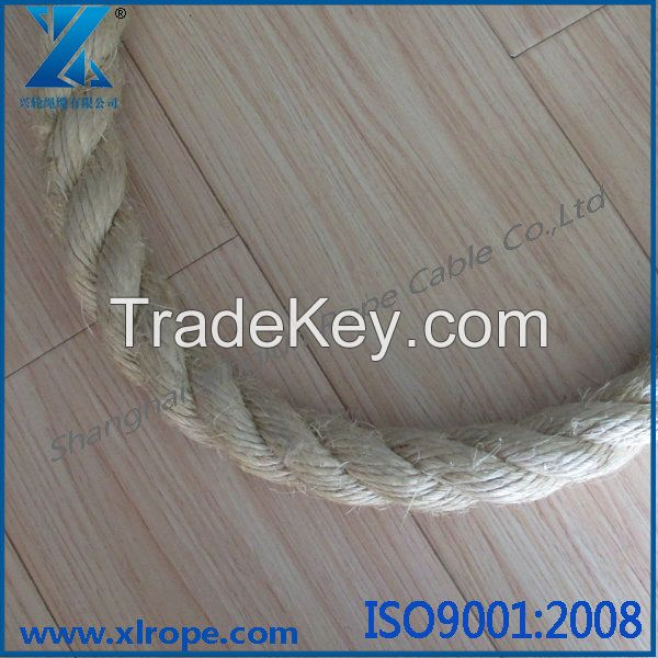 natural sisal fiber rope