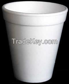 Disposable Plastic Foam Cups