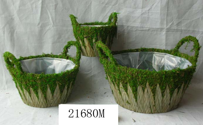 Sisal Flower Pot