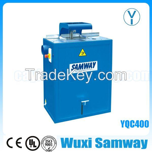 YQC400 hydraulic hose cutting machine