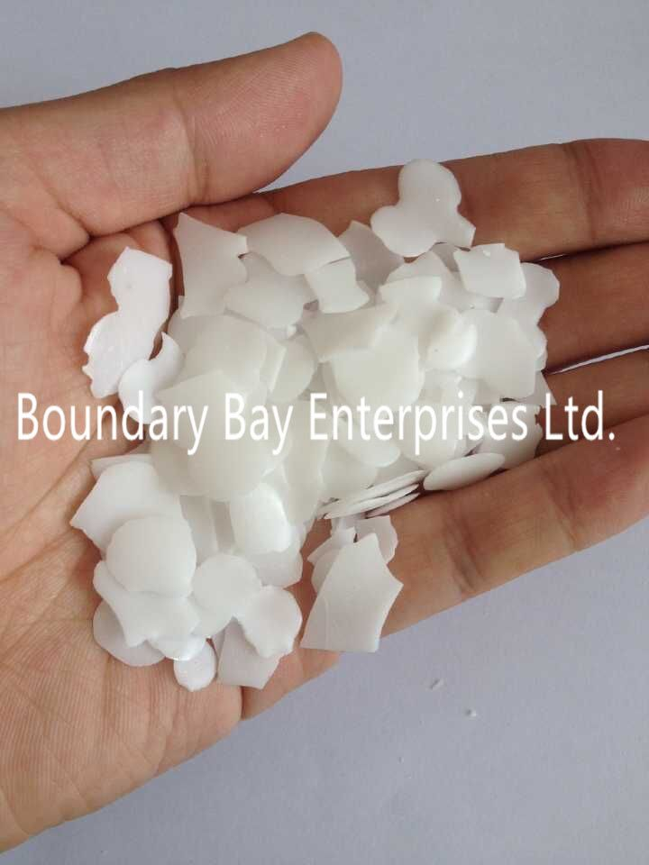 PE Polyethylene Wax White Flakes Hot melt adhesive Road marking