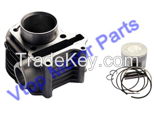 GY100 Cylinder set piston kit bore 50mm height 68.8mm motorcycle parts
