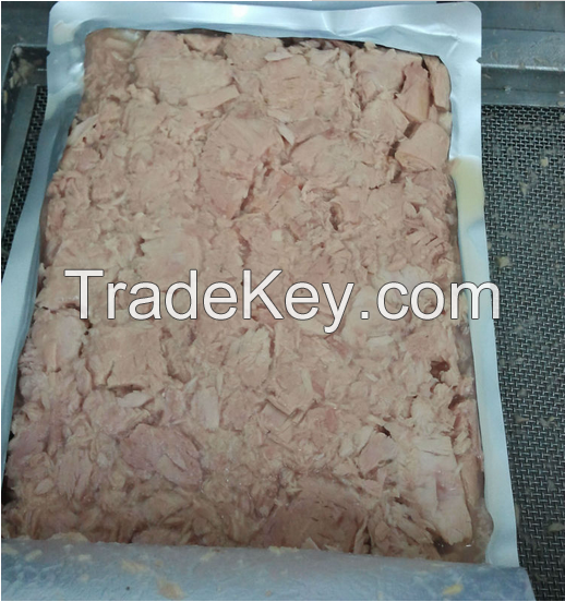 Tuna in pouch