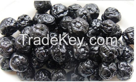 Dried Black Plums