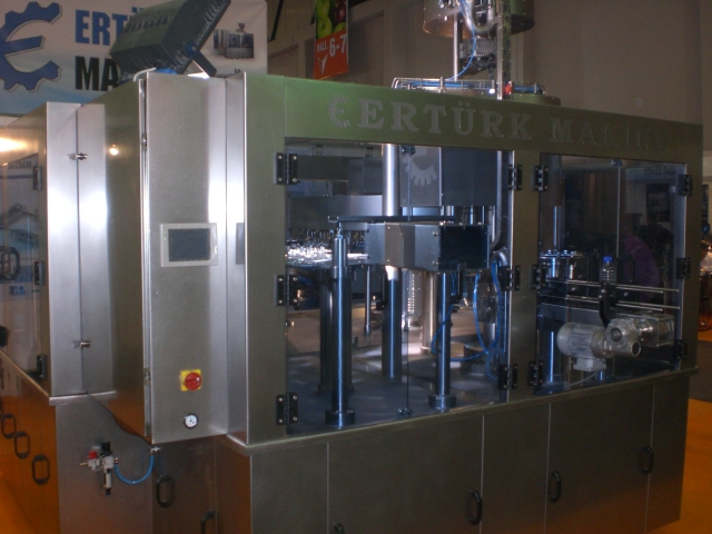 0.5-1.5 Liter pet bottling line