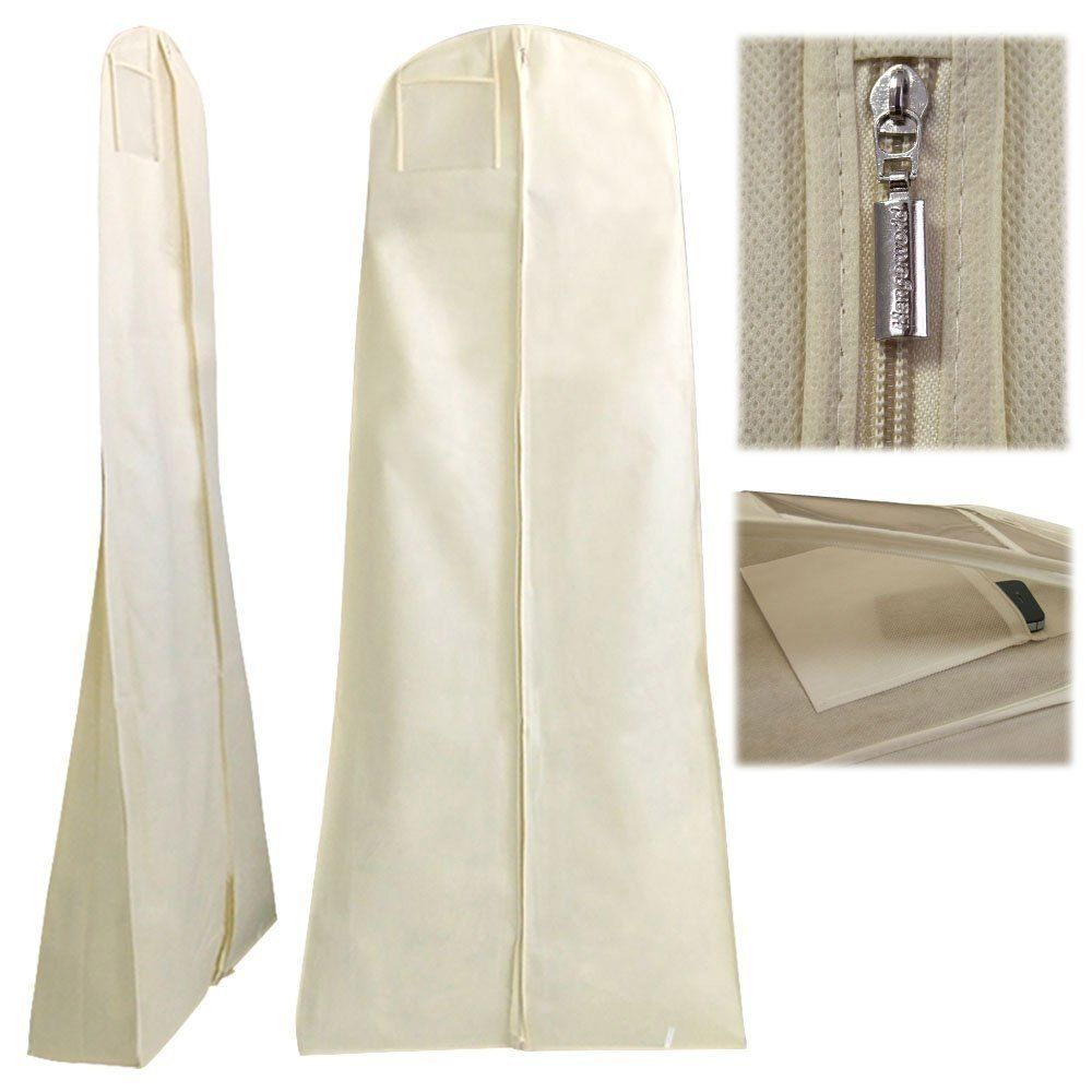 Custom Printed Wedding Dress Garment Suit Cover Bag