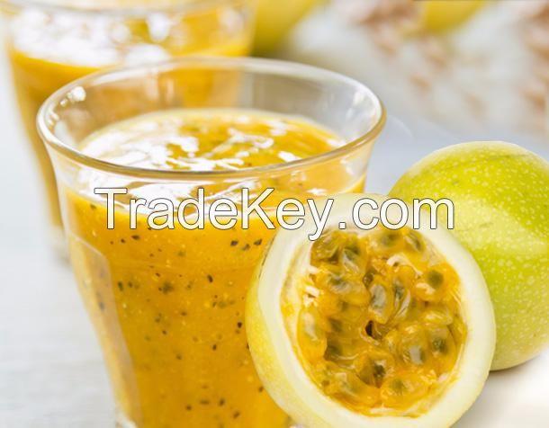 Passion Fruit Pulp and puree,Alphonso Mango Pulp,Banana Puree,Pineapple Puree