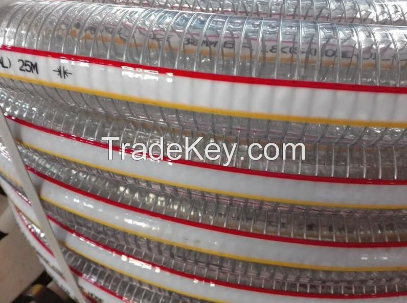 PVC STEEL WIRE HOSE FROM WEIFANG SUNGFORD LTD