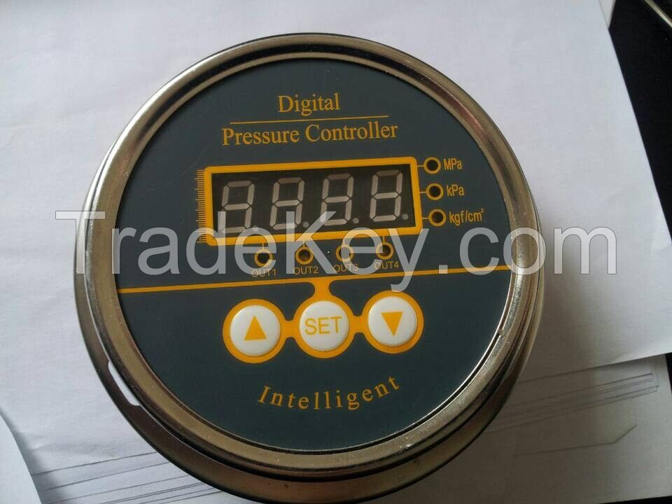 Digital pressure gauge/Level controllerHPC-2000