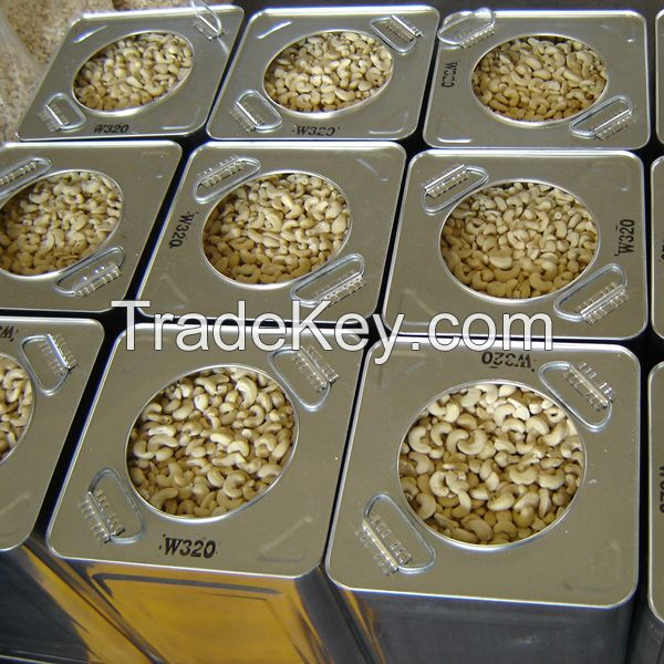 2014 Very good quality cashew nut kernel ww320