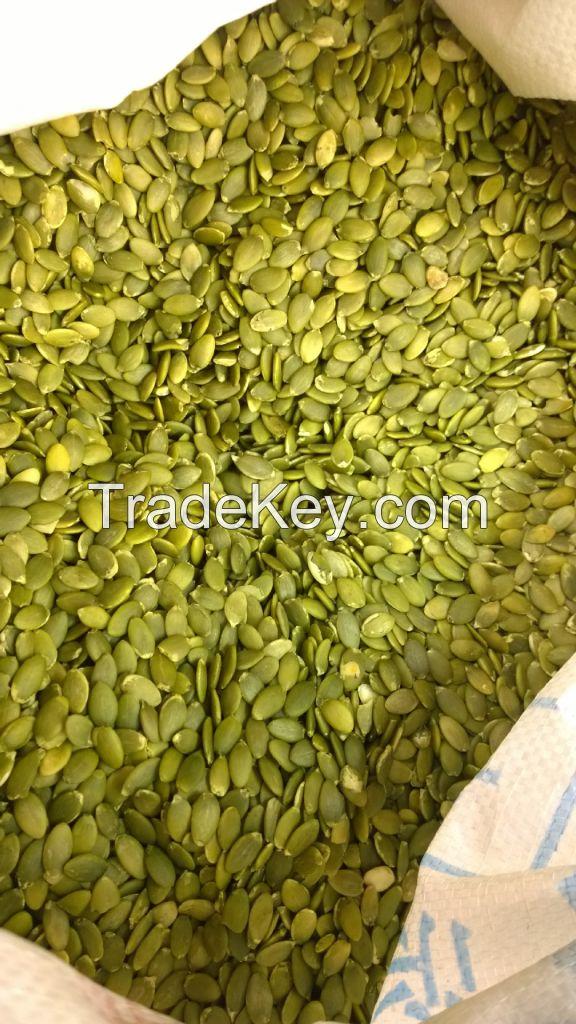 high quality shine skin pumpkin kernel