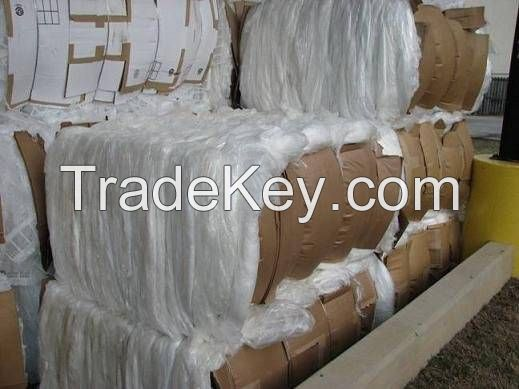 Recycled LDPE film Scrap
